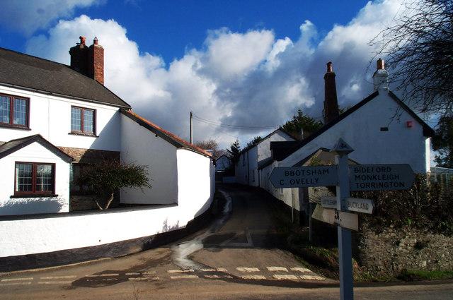 Crossway, Littleham