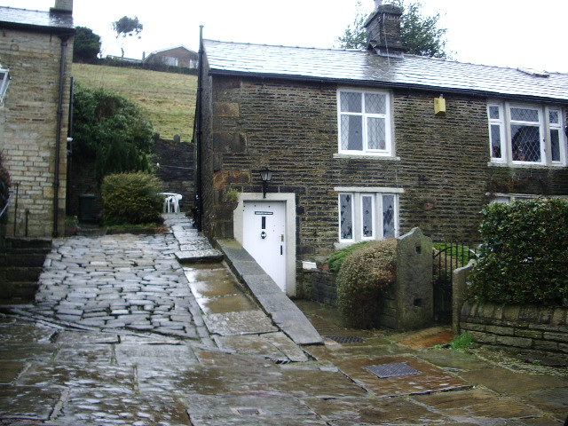 Rockcliffe Wood House, Wesley Place, Bacup