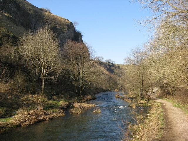 River Dove near Milldale