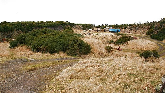 East Hills Quarry