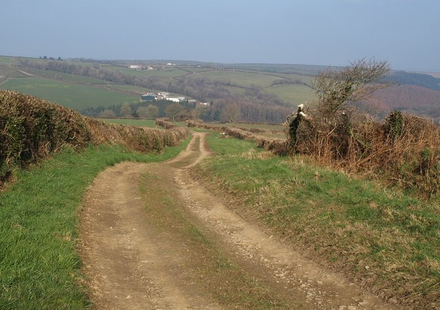 Green lane to Gortlage