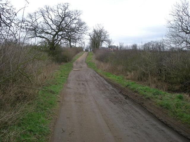 Kilsby- Bridleway to Crick