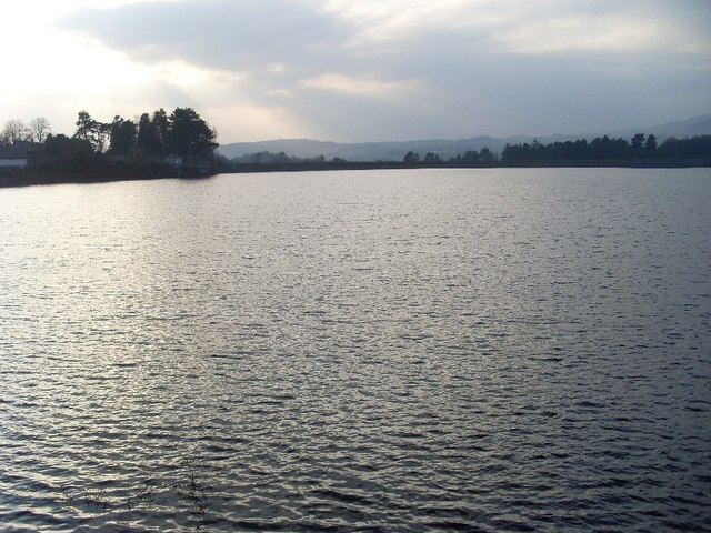 Mugdock Reservoir from the north