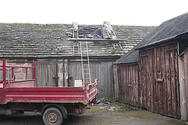 Repairing the Roof