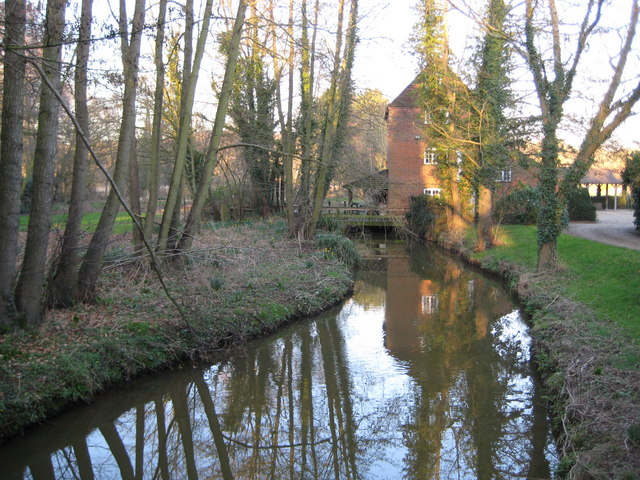 Worplesdon: Rickford Mill