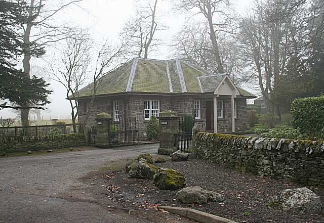 Gate Lodge, Glamis House