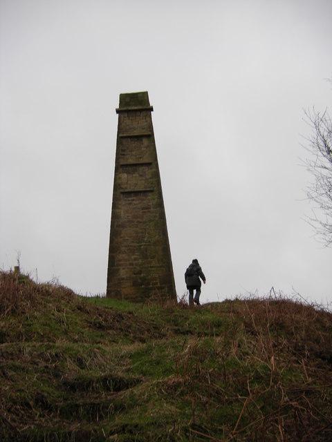 Tower near Barnacre Reservoir