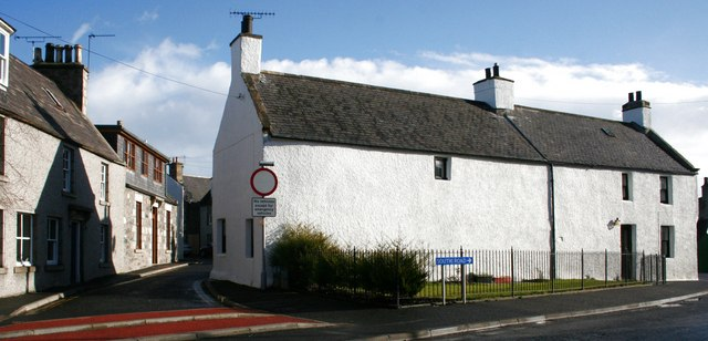 Old House in Old Meldrum