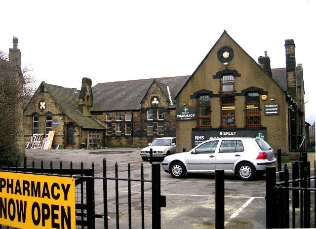 Former School - Bierley Lane