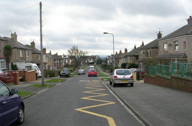 Broughton Avenue - New Hall Road