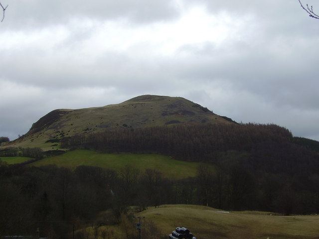 The Black Hill, Scottish Borders.