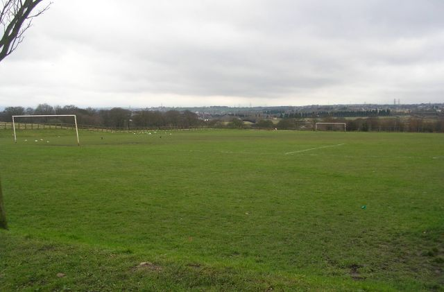 Football Pitch - Bierley Lane