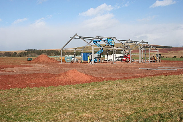 Building a New Barn