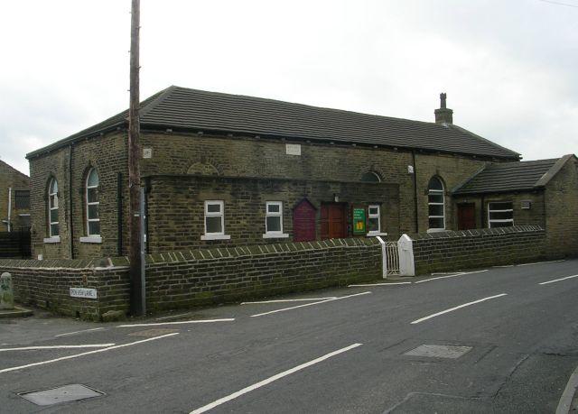 Bethel Wesleyan Reform Chapel - Shetcliffe Lane
