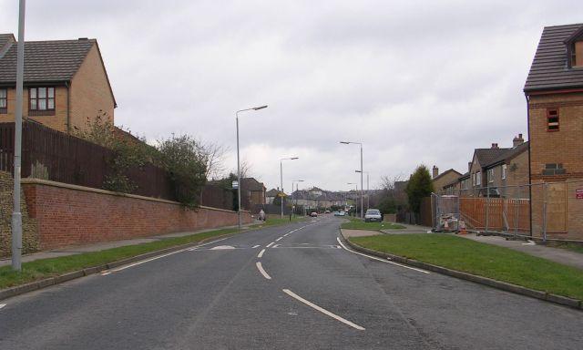 Ferrand Avenue - Shetcliffe Lane