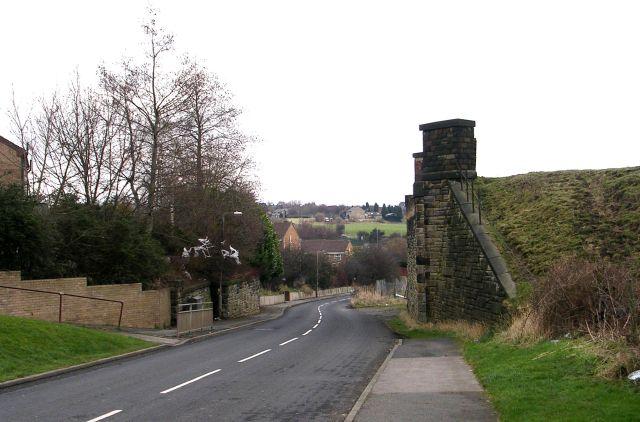 End of the Line! - Shetcliffe Lane