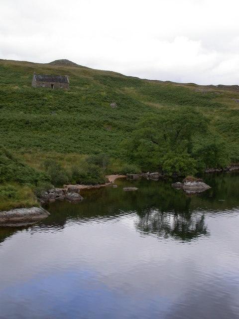 Leacraithnaich by Loch Tearnait