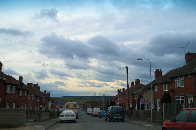 School Street Upton