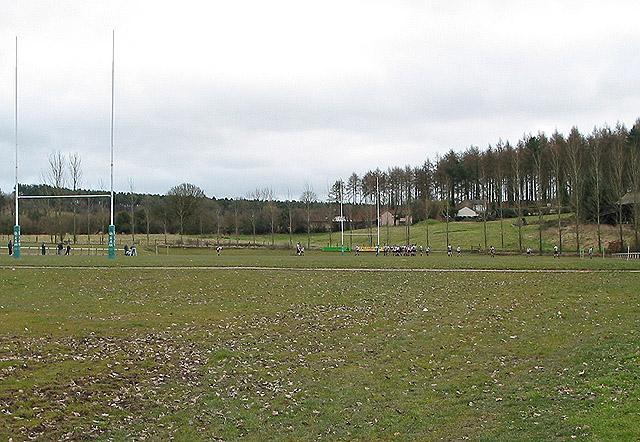 Saturday fixture at Drybrook RFC