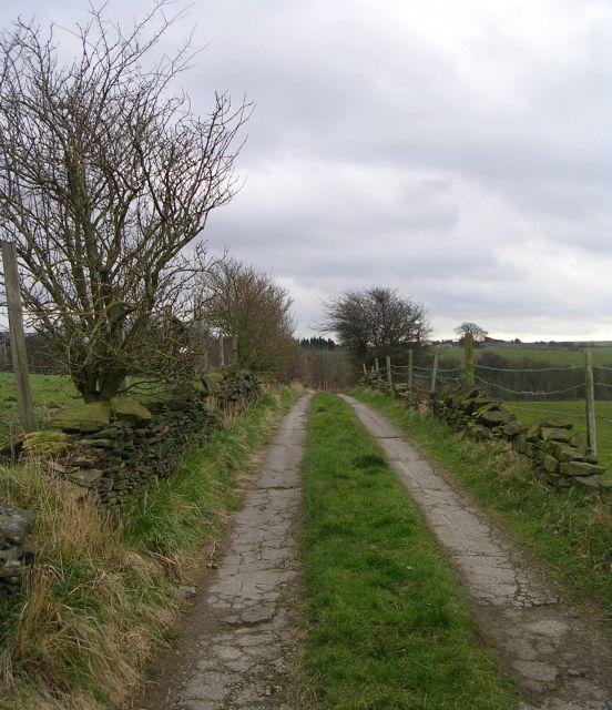 Footpath - Shetcliffe Lane