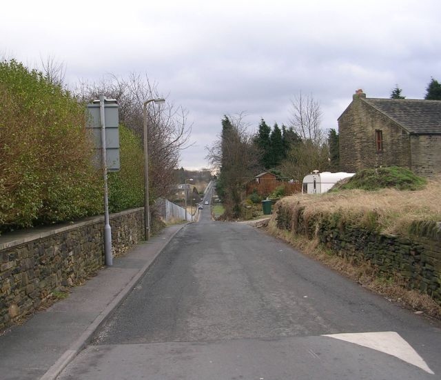 Toftshaw New Road - Shetcliffe Lane