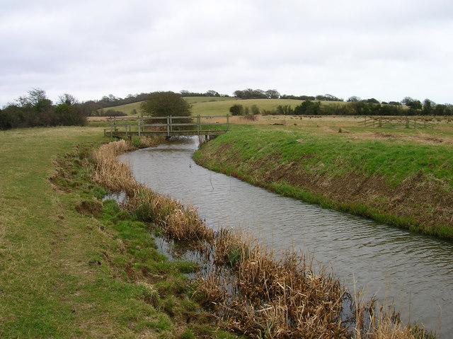 Footbridge, East Stream