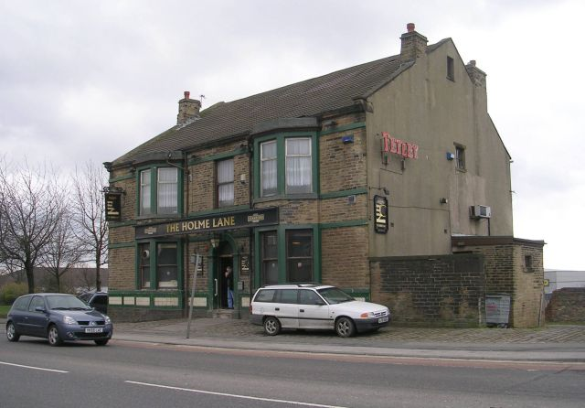 The Holme Lane - Tong Street