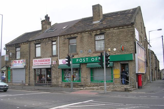 Post Office - Tong Street