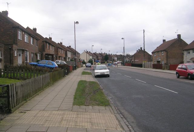 Knowles Lane - Broadstone Way