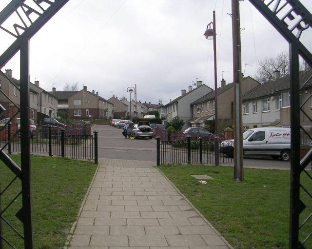 Wareham Corner - Broadstone Way