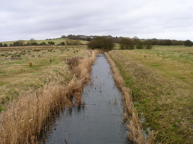 Drainage Ditch, Hooe Level