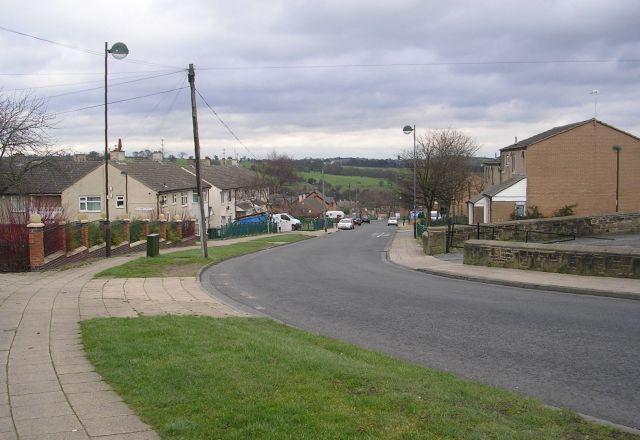 Heysham Drive - Kesteven Road