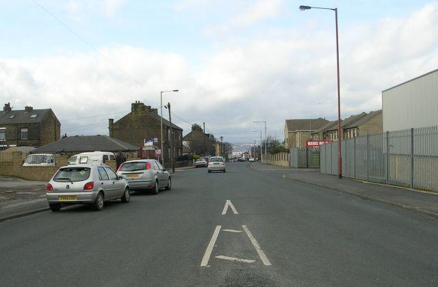 Broad Lane - Cutler Heights Lane