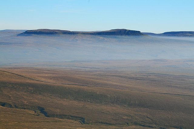 Plover Hill and Pen y ghent