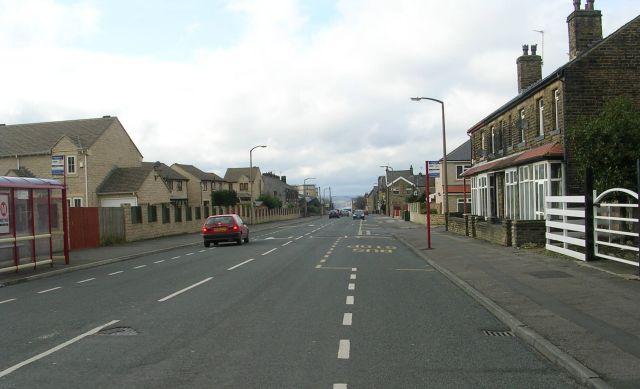 Parsonage Road - Dick Lane