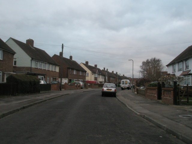 Stockheath Way in the gloaming