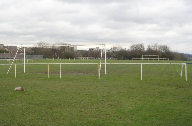 Football Pitch - Broadstone Way