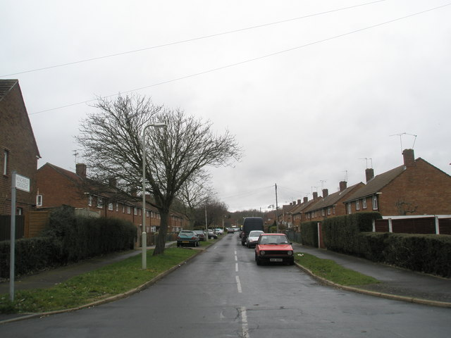 Winchfield Crescent