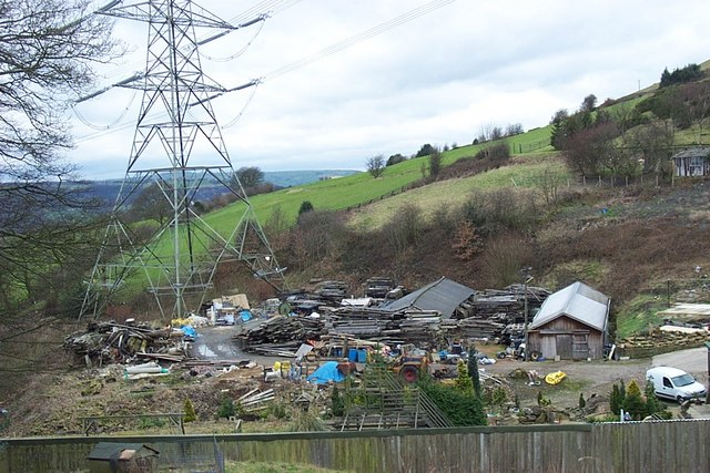 Disused Mine, Park Nook