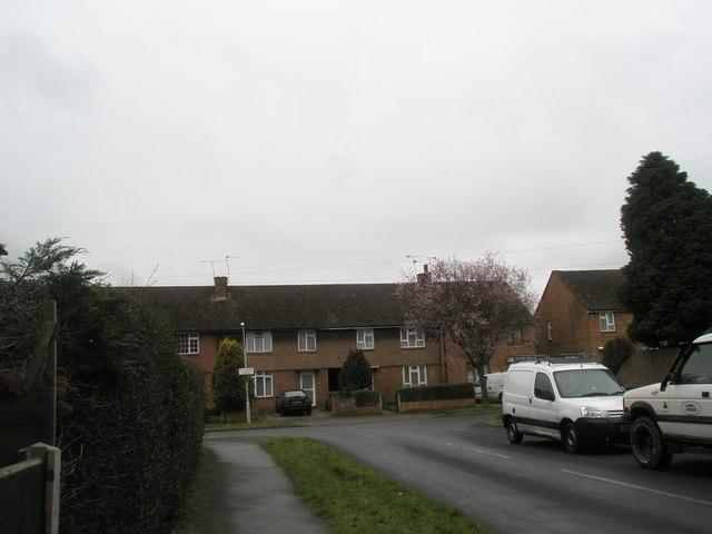 Junction of Awbridge and St John's Road