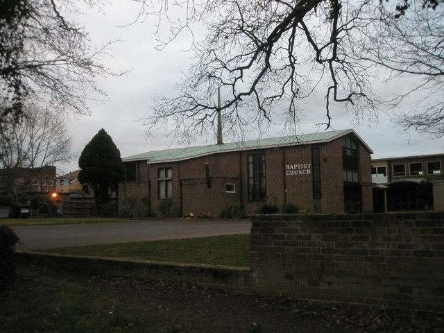 Leigh Park Baptist Church