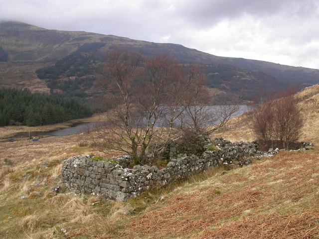 Ruin near Durinemast