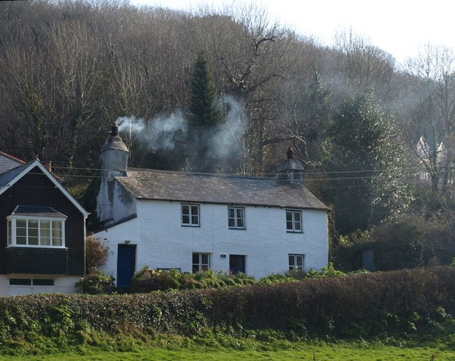 Cottage in Noss Mayo
