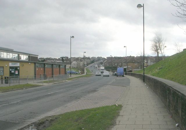 Broadstone Way