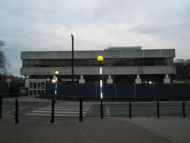 Leigh Park Housing Office