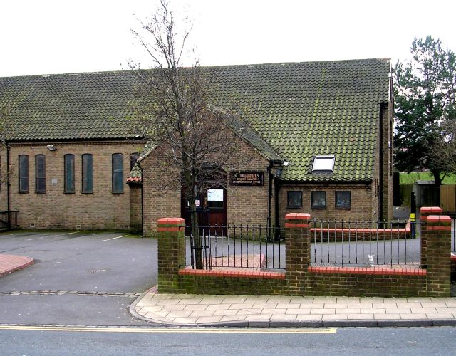 St Christopher's Church Hall - Holme Wood Road