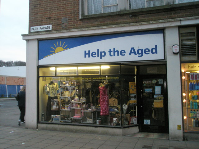 Help the Aged in Park Parade