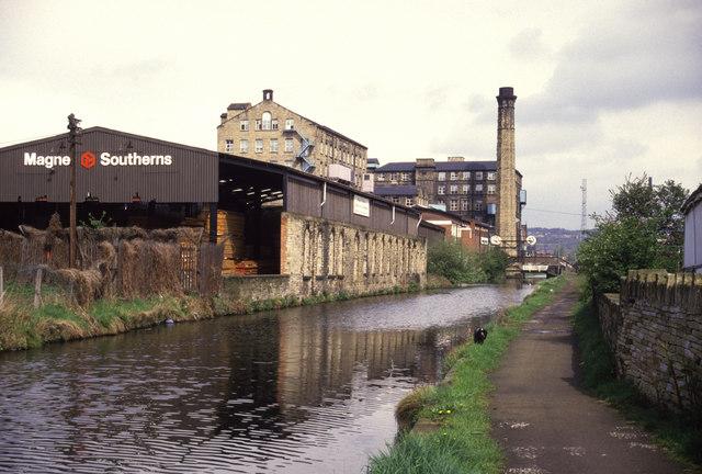 Dockyard Sawmill and Turnbridge Mill