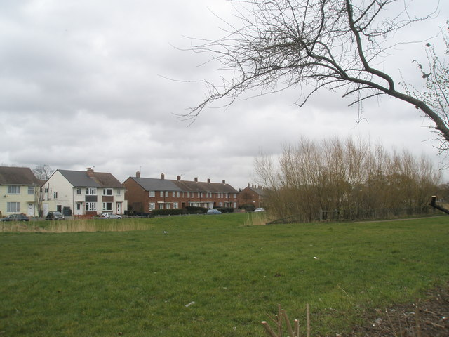 Stockheath Common from Finchdean Road