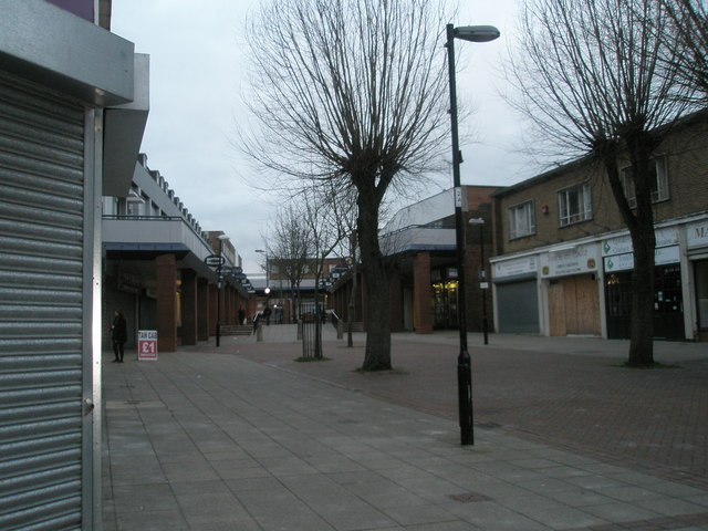 Greywell Shopping Centre